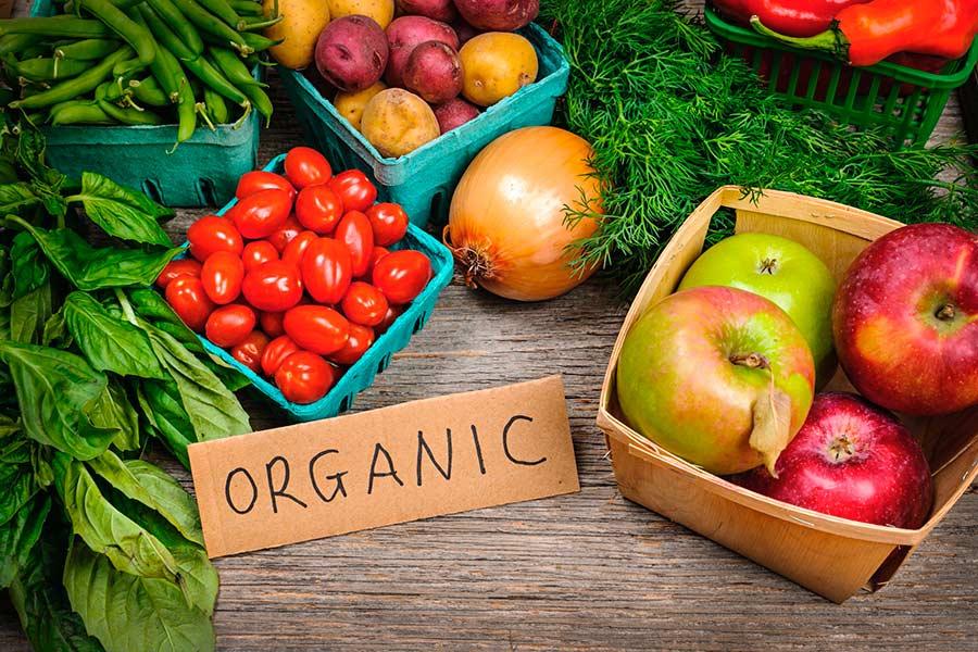 Thực phẩm sạch Organic tại Cần Thơ