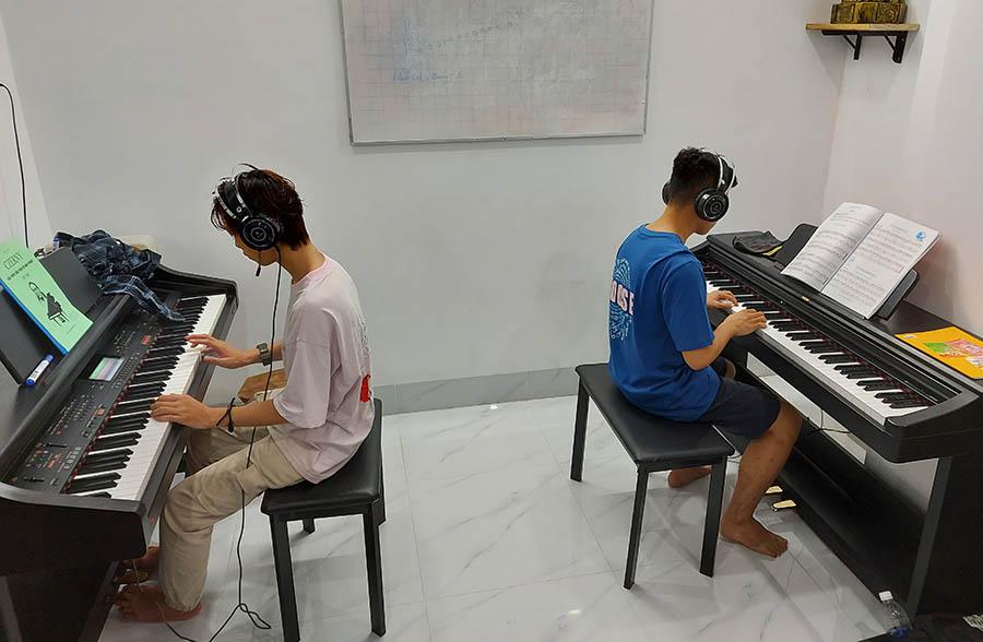 lớp học piano cần thơ giá rẻ olas
