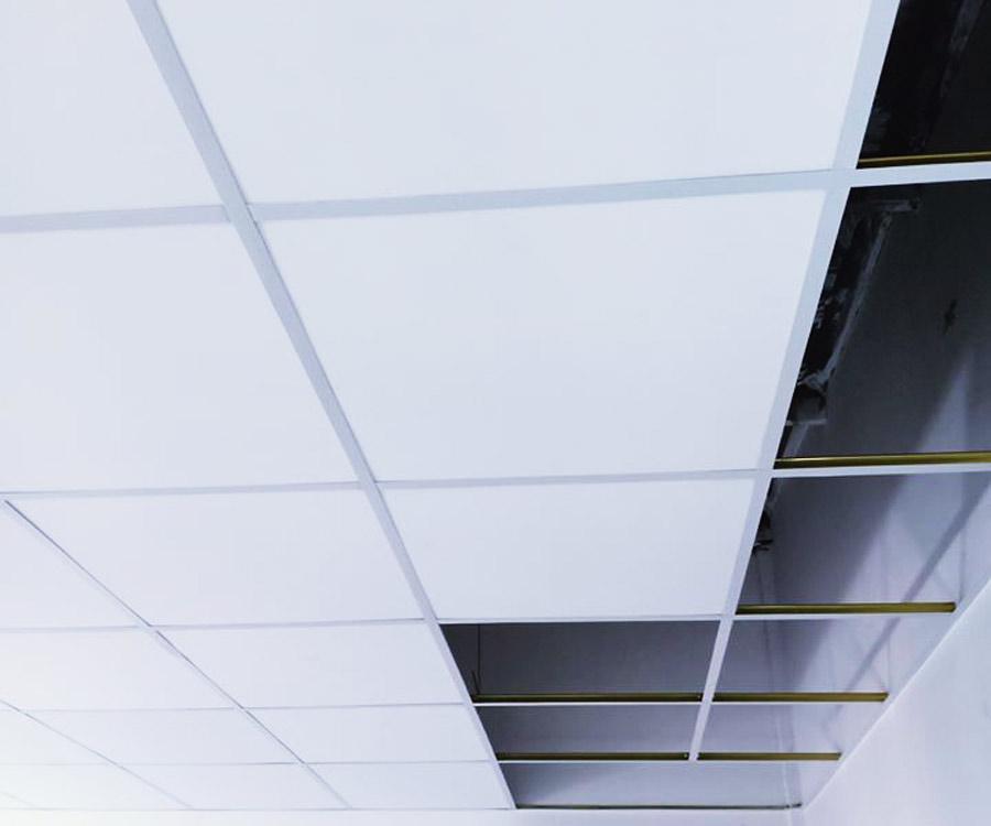 Trần la phông - Giải pháp chống nóng giá rẻ và hiệu quả