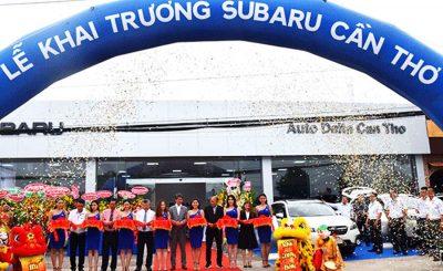 Đại lý 3S Subaru Cần Thơ: Giá & Khuyến Mãi Mới Nhất