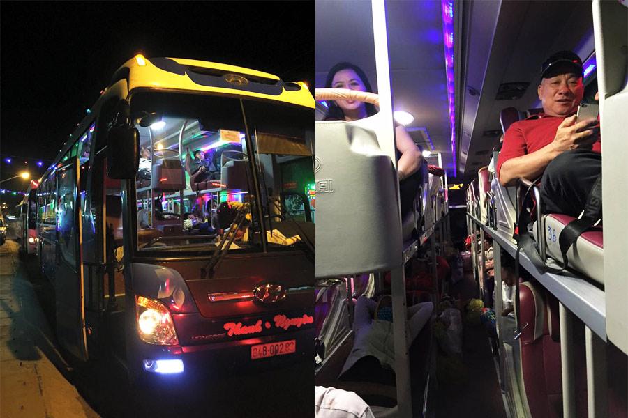 Ngoài vận chuyển hành khách, chành xe Thanh Nguyên có nhận vận chuyển hàng hóa
