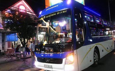 Số điện thoại xe Hảo Cà Mau đi Sài Gòn: Giá vé & Đặt chỗ