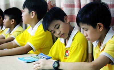 Anh văn thiếu nhi Cần Thơ - Anh văn trẻ em Cần Thơ