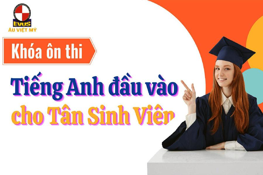 Luyện thi Tiếng Anh đầu vào cho tân sinh viên K46