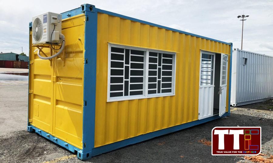 Chuyên mua bán và cho thuê container văn phòng tại tỉnh Đồng Tháp