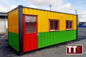 Mua bán Container miền Tây Cũ, Mới: Chất lượng - Uy tín