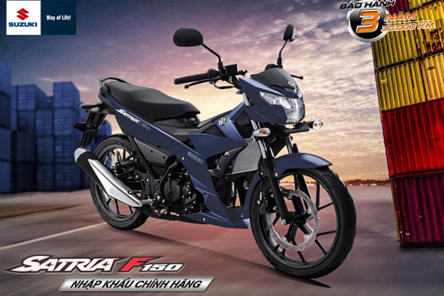 Suzuk Satria F150