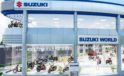 đại lý Suzuki