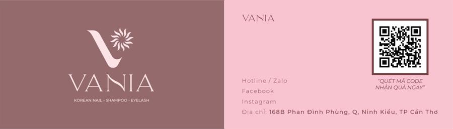Vania Nail - Shampoo - Eyelash