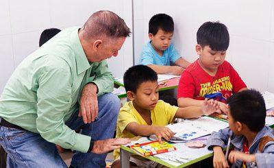 Anh văn trẻ em Cần Thơ: Lớp Starters