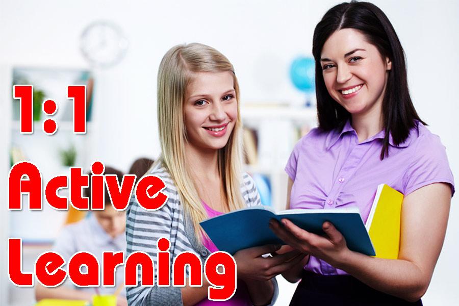 Mô hình Active Learning: Một Kèm Một