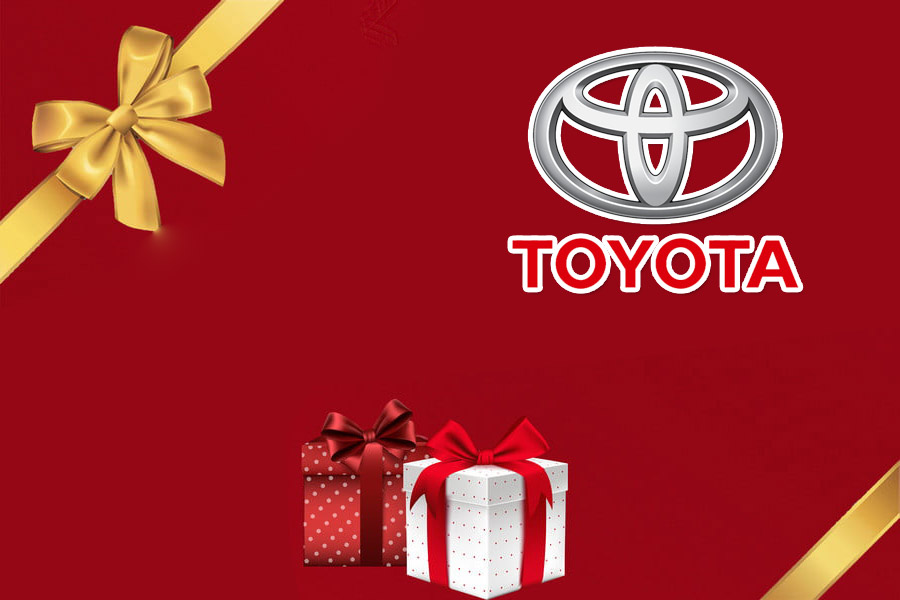 Chương trình ưu đãi & khuyến mãi Toyota Cần Thơ