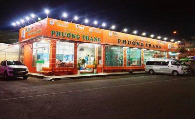 Số điện thoại xe Phương Trang Cà Mau