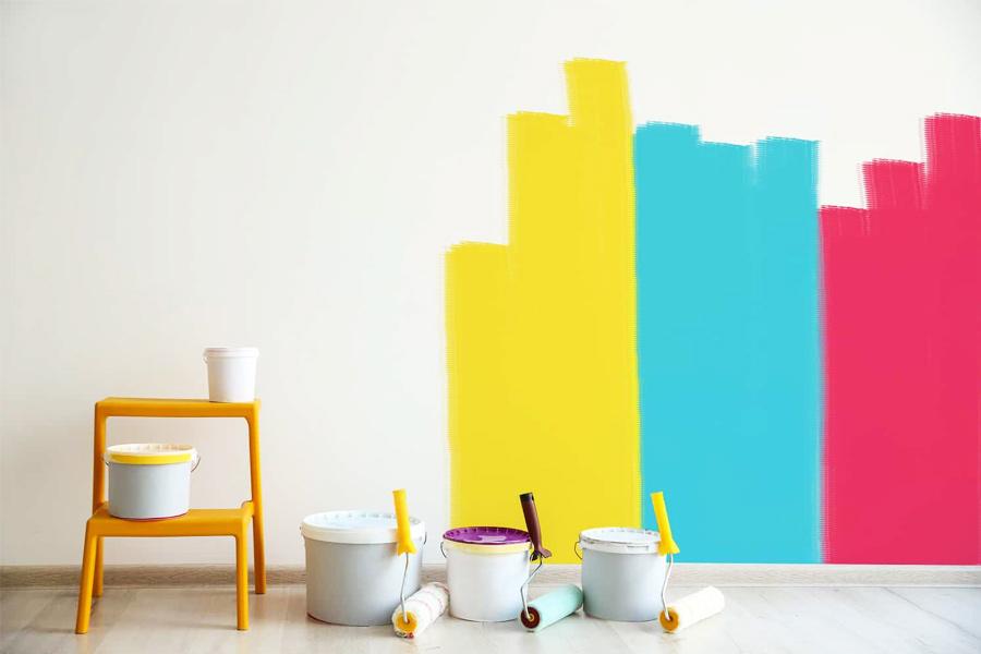 Dịch vụ sơn tường Cần Thơ: Sơn sửa giá rẻ & Trọn Gói