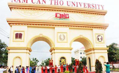 Học phí Đại học Nam Cần Thơ & Học bổng Khuyến Học