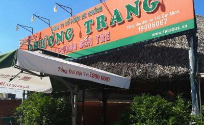 Tổng đài & Số điện thoại Nhà xe Phương Trang Bến Tre