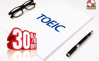 Ưu đãi vàng - Xếp hàng đăng ký TOEIC