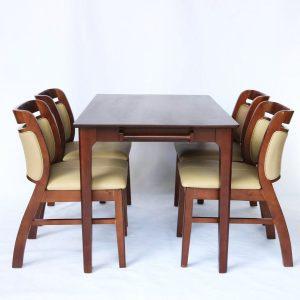 Bộ bàn ghế Ashley (4 - 6 ghế) | Bàn ghế Cần Thơ