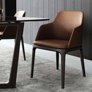 Bàn ghế gỗ cafe Crace | Bàn ghế Cần Thơ