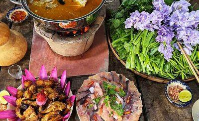 Đặc sản An Giang: Cá Tra Nấu Chao